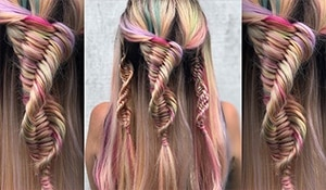 DNA Braids: This Instagram hair trend is just in time for summer