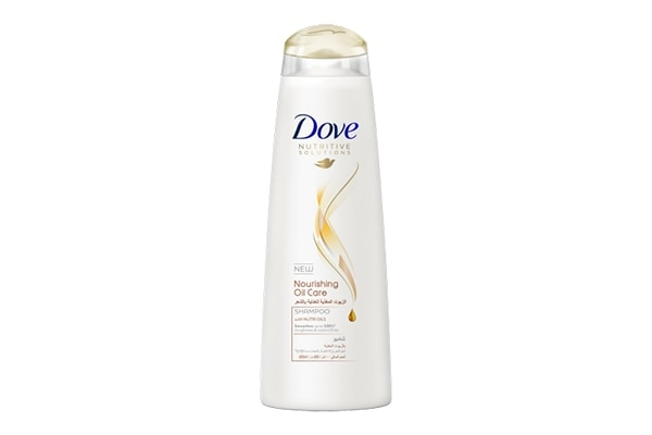 For dry hair…