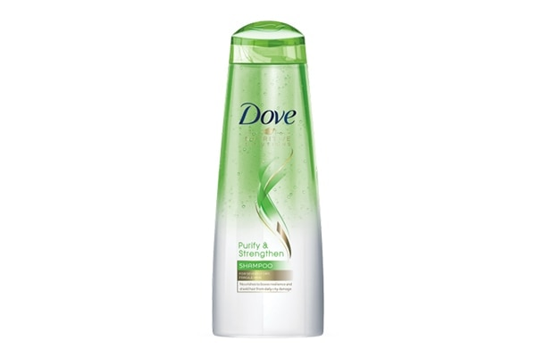 For frizzy, damaged hair…