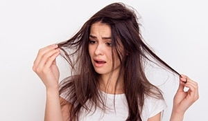 Everything you need to know about dealing with dry damaged hair…