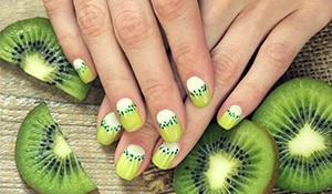 Delicious nail art designs that will make you want to bite your nails