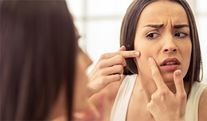 Find out how exfoliation can help you get rid of zits and acne...