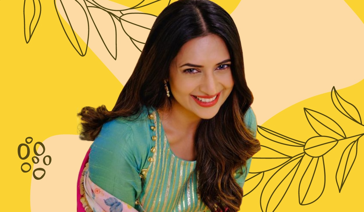 Divyanka Tripathi swears by this simple routine for long, lustrous hair