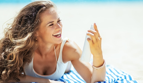 Do you really need to use a hair sunscreen? We investigate