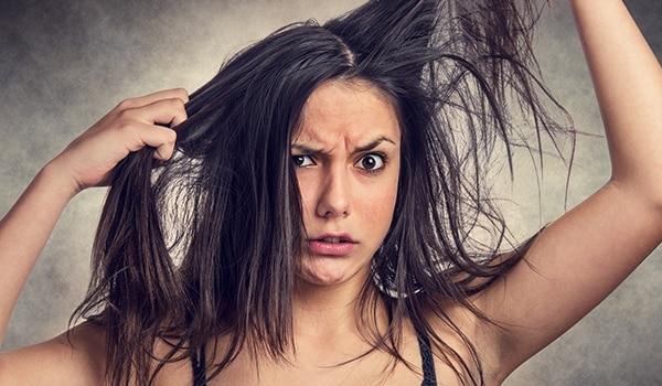 तनाव न लें - यह आपके बालों को कई तरीक़े से प्रभावित करता है