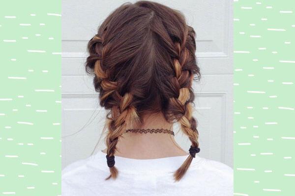 6 Braids Ideal For Short Hair Bebeautiful