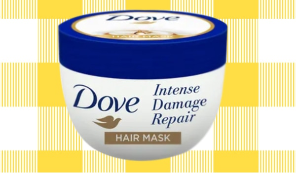 Dove's new hair mask is a saviour for damaged tresses