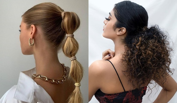 Easy to create ponytail hairstyle ideas you can try right away