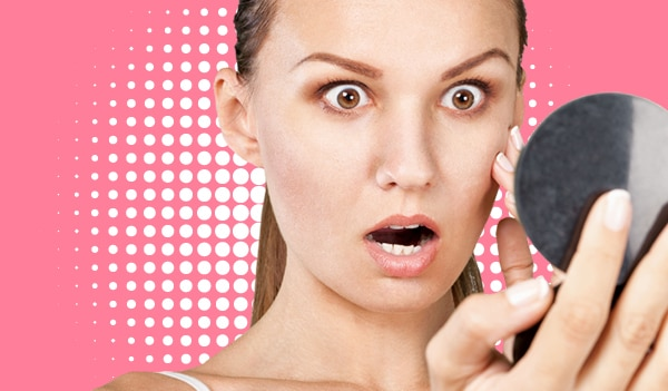 An expert explains what causes white spots on the face and how to treat them