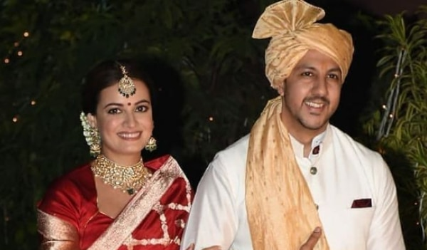 Dia Mirza ties the knot with businessman Vaibhav Rekhi and here's everything you need to know