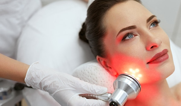 Is LED light therapy the answer to all your skin problems? An expert answers