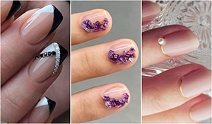Everything you need to know about maintaining your crystal nail art