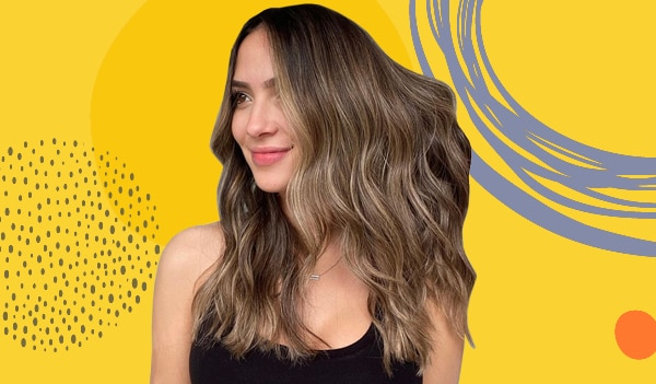Teasylights are the low-maintenance hair colour trend you need to try RN