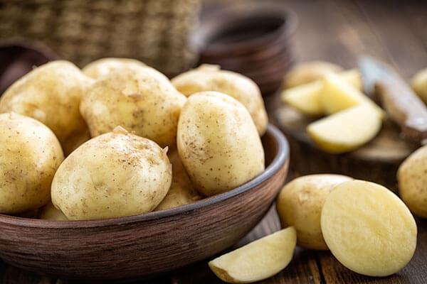 DIY Underarm Paste Using Potatoes