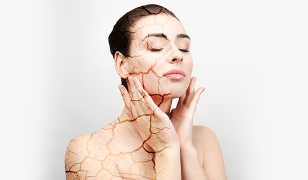 Is your skin extra dry? This is probably why…
