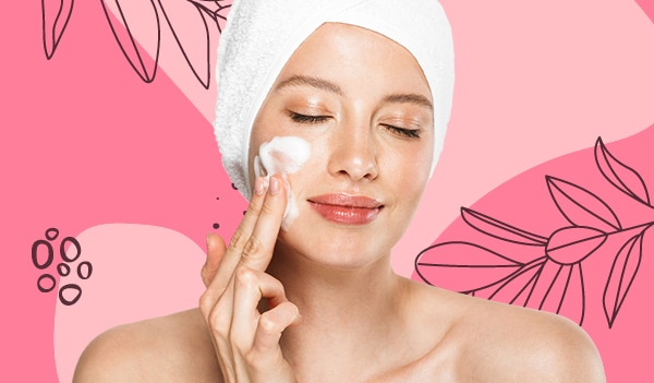 5 rules of cleansing your face to keep skin problems at bay
