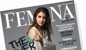Decoding Anushka Sharma's power makeup for the Femina cover