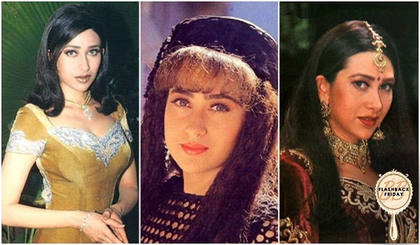 Flashback Friday: Karisma Kapoor slayed her hair game back in the 90s