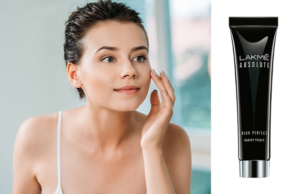 Foundation Makeup: Prep the skin