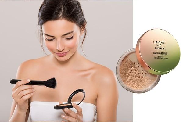 Foundation: Set your makeup