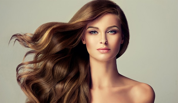 THIS FESTIVE SEASON DON'T LET FRIZZY HAIR GET THE BETTER OF YOU