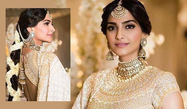 Bollywood bridal gajra hair-dos you will love