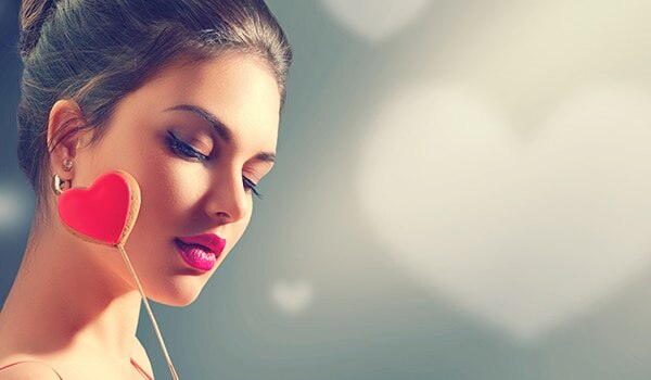 Get glowing skin in time for Valentine's Day with these tips