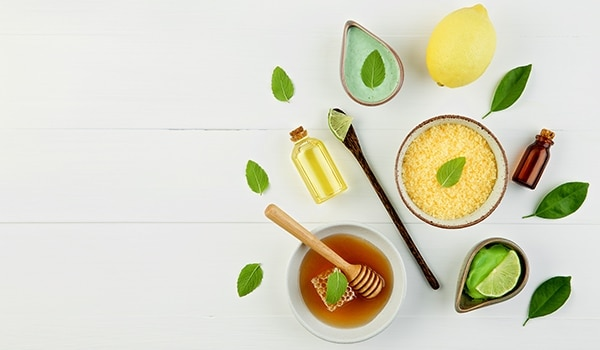 Give your skin a burst of fresh with these tropical DIY scrubs