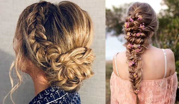 Glamorous Wedding hairstyles for all hair lengths