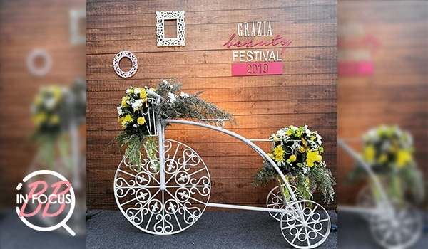 Glimpses and highlights from the Grazia Beauty Festival 2019