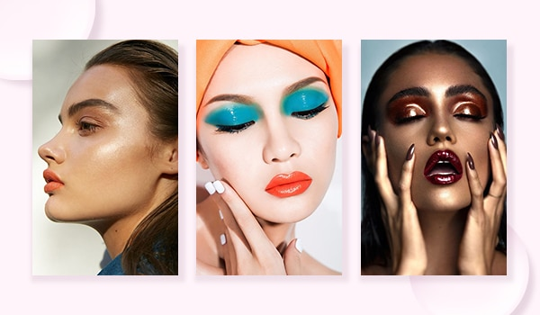 Instagram trend alert: All glossy everything and then some