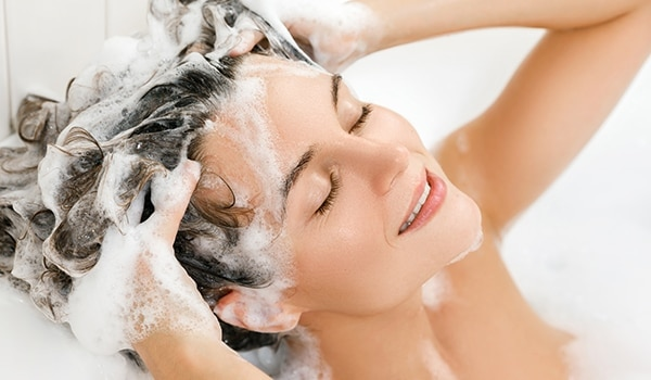Good hair days are here! 5 hair-washing hacks that'll sort your life