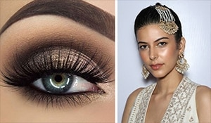 Gorgeous ways to wear glitter eye shadow like a pro
