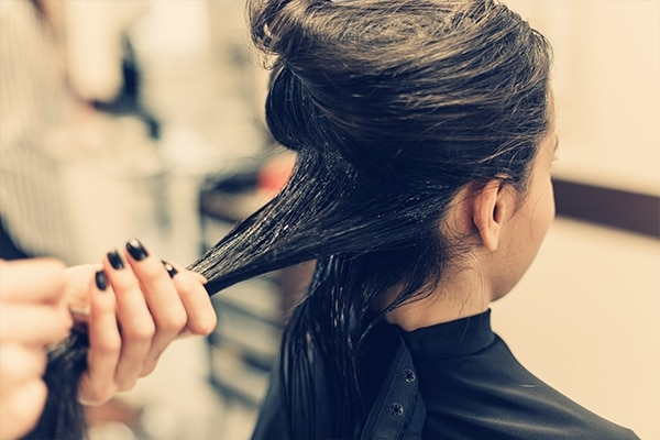 How to care for rebonded hair?