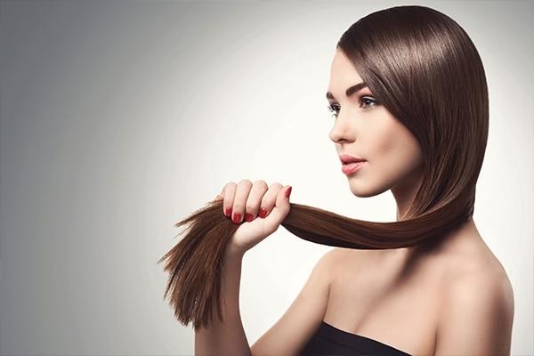 Is rebonding harmful to your hair?