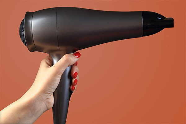 Put your hairdryer to use