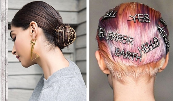 Hair accessories to glam up your usual hairstyle