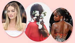 Can celebrity red carpet hairstyles really be this simple to recreate? Yes, and here's how