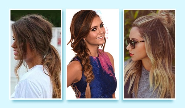 5 Simple On The Go Hairstyles For Constantly Frizzy Hair