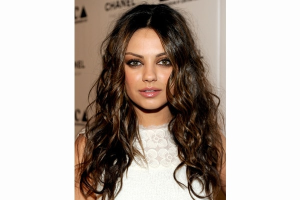 For casual outings try the loose beach waves