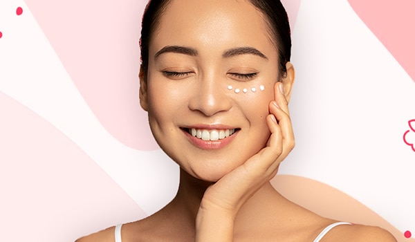 Here's how to apply eye cream the right way — yes, you've been doing it wrong
