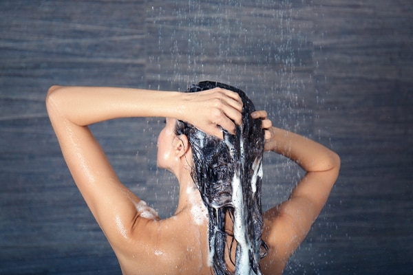 Restrict your shampoo usage