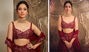 Highlight your way to perfection: a lesson from Tamannaah Bhatia