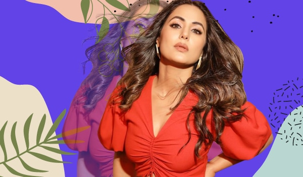 Get the look: Here's how you can recreate this sultry look by Hina Khan