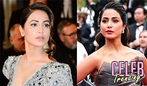 Hina khan debuts at Festival de Cannes! Here are all the looks we loved!