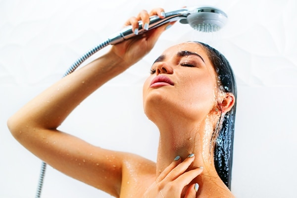 #Tip2: Wash hair with cold water
