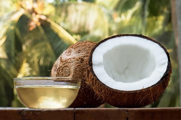 #1 Coconut Oil