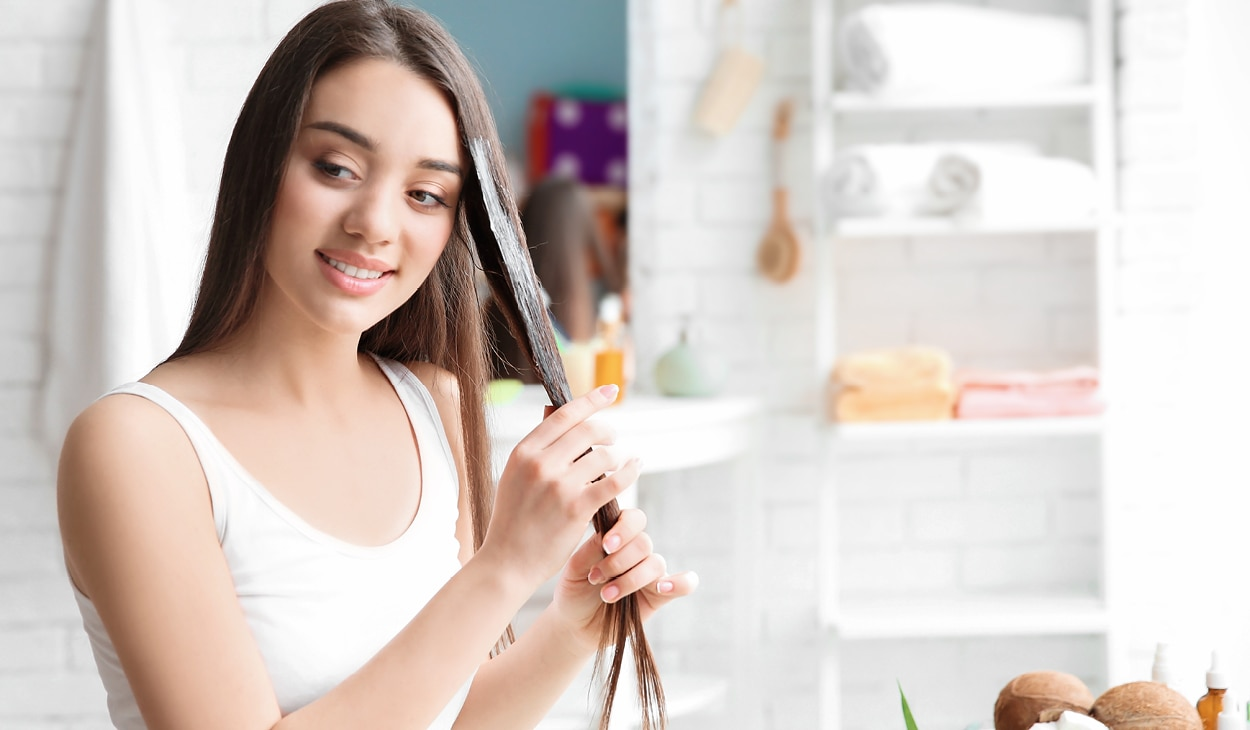5 simple and quick homemade deep conditioners for damaged hair