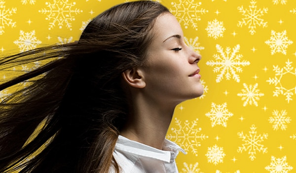 Here's how cold air damages your tresses — and how to minimise the damage