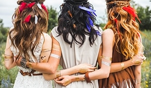 How To Do Boho hair